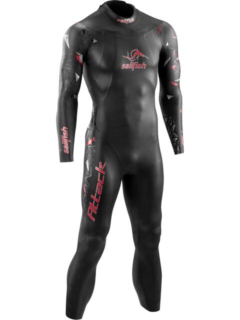 sailfish Attack - Hombre - negro